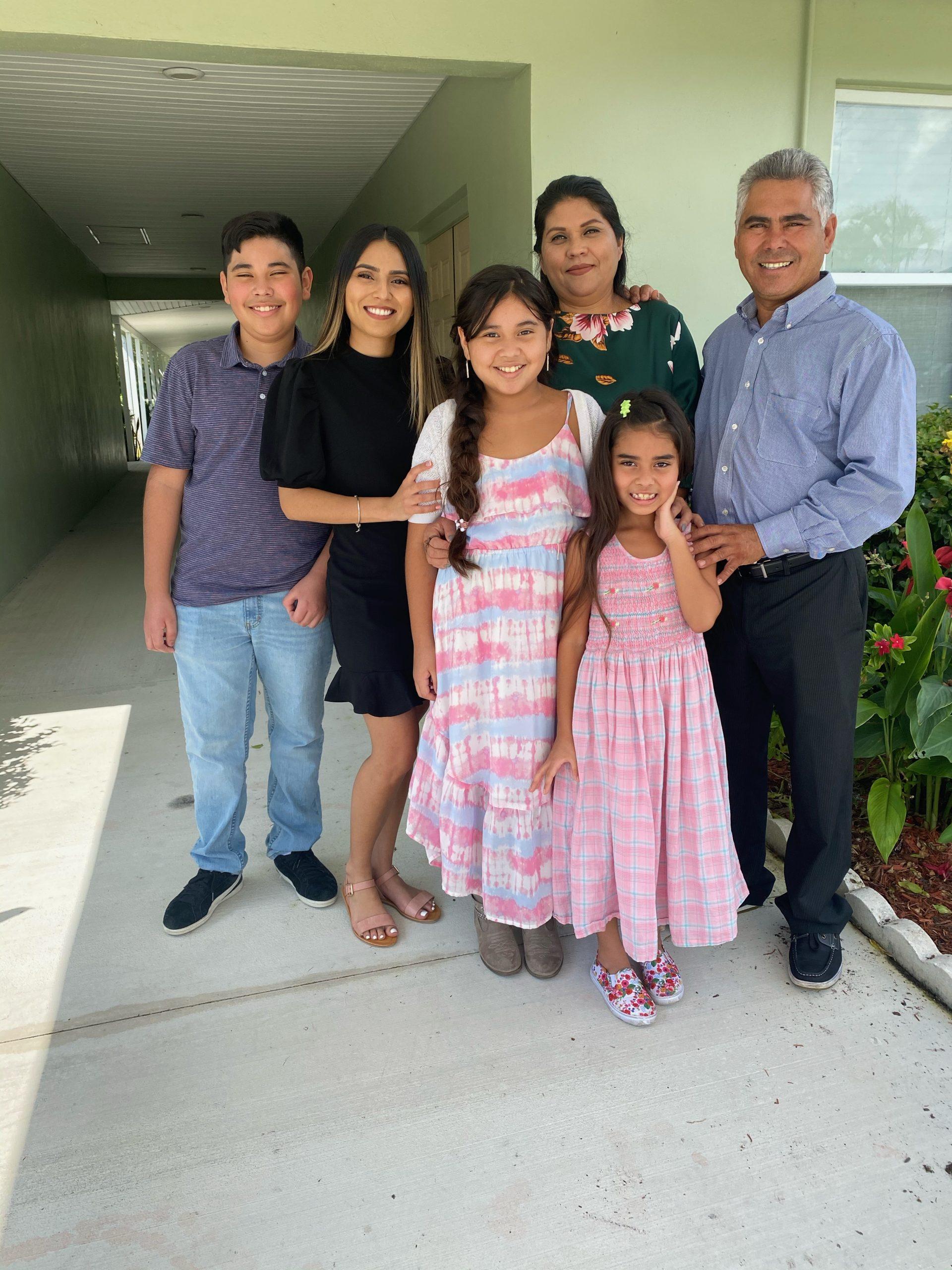ORELLANA FAMILY PIC
