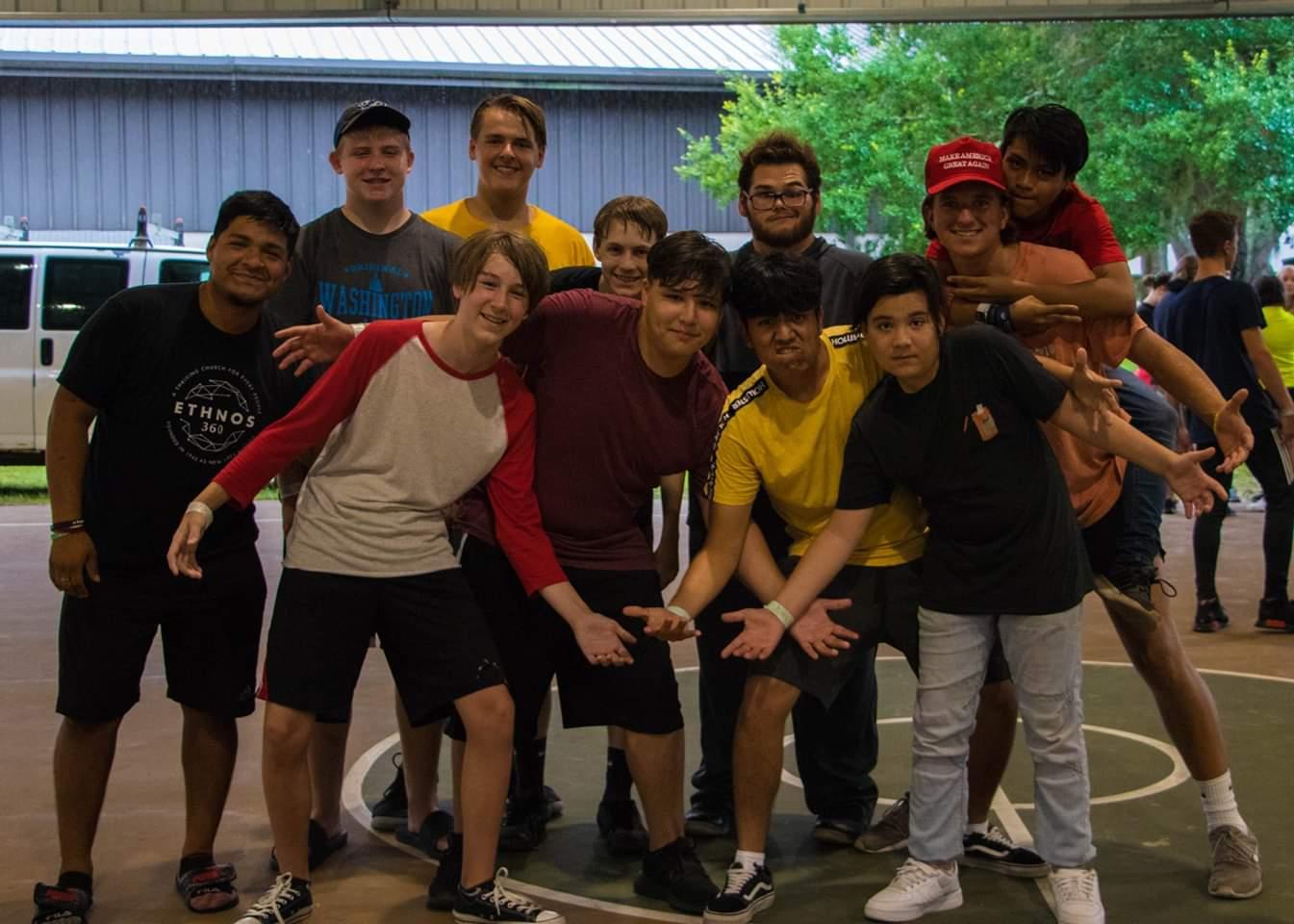 boys camp 2019 2