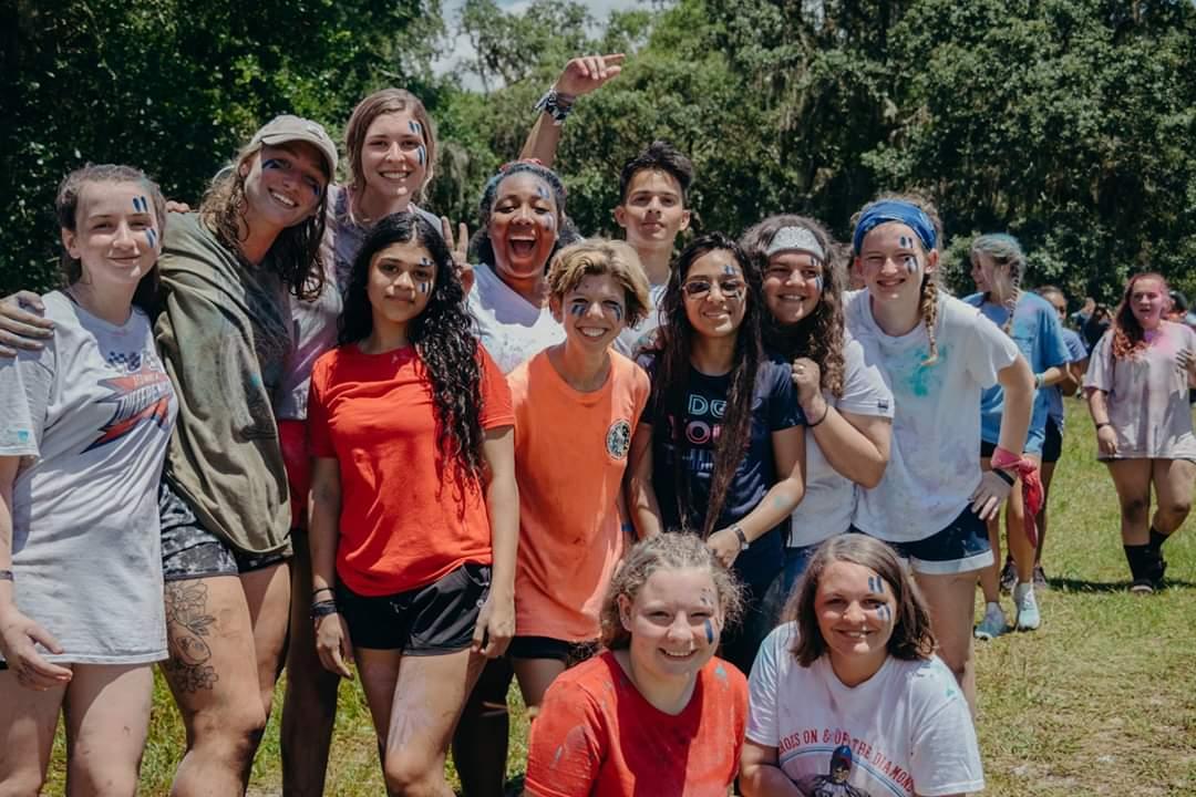 girls camp 2020