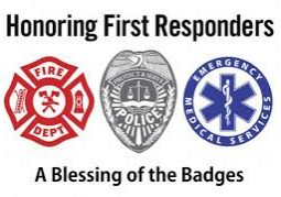 Blessing the Badge